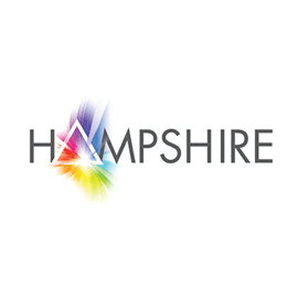 The Hampshire Companies Logo