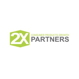 2X Consumer Productions Growth Logo